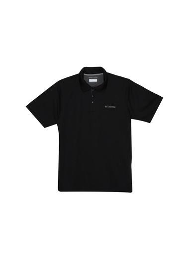 Columbia Columbia AO0126 Utilizer Polo T-Shirt Siyah
